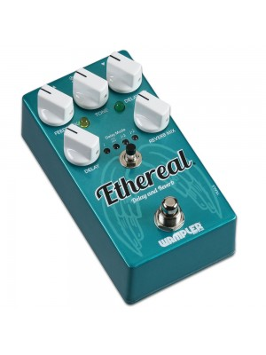 Wampler Ethereal Guitar Delay and Reverb Effect Pedal