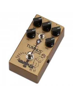 Wampler Tumnus Deluxe Guitar Overdrive / Boost Effect Pedal