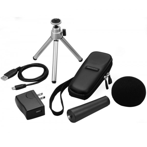 Zoom H1 Handy Recorder Accessory Pack